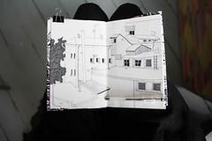 My sketchbook (kristelArt) Tags: sketch sketchbook sketcher sketches sketchbookspread drawing illustration illustrator art artist artjournal artjournaling journal visualjournal urban urbansketching