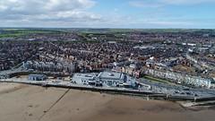 Phantom 4 Pro Bridlington (GIgaYork) Tags: phantom 4 pro bridlington east yorkshire phantom4pro england coast eastriding yorkshirecoast drone arial shots pictures 2017