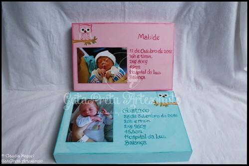 Telas de nascimento