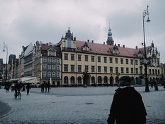 Wroclaw: Rynek (marco_albcs) Tags: rynwk wroclaw breslau breslavia poland polska travel square plac mainsquare marketsquare townhall oldsquare old streets