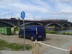 20160602_155340 (Paweł Bosky) Tags: wykroczenia warszawa śródmieście powiśle straż wiejska policja nic nie robi święte krowy