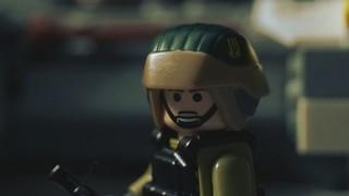 Lego Rebel Soldier
