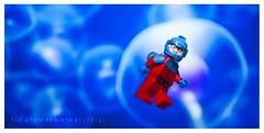 [DC] New Kid (| Jonathan |) Tags: lego dc rebirth comics the atom ryan choi ray palmer superheroes custom minifigure vignette purist figbarf justice league america