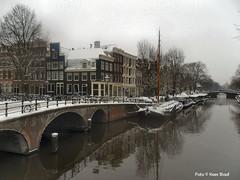 Brouwersgracht winter 2010 (kees.stoof) Tags: brouwersgracht winter 2010 amsterdam centrum grachten canals