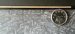 I will not... (z0th) Tags: blackboard newlimburgbrewingco beer