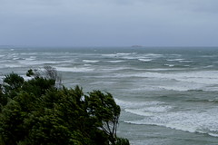 A wild day in Bass Strait... (The Pocket Rocket, On and Off.) Tags: bassstrait oceangrove ship victoria australia