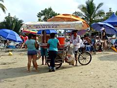 Ceviche Ramirez (knightbefore_99) Tags: pescado ramirez camaron ceviche beach cart playa plage nice rincon guayabitos nayarit mexican mexico west coast awesome sol sun