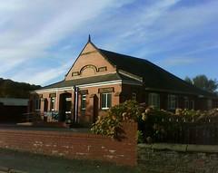 Bispham Methodist Sunday School Hall, Crank Rd, Billinge, 1.11.16 (The Makerfield Rambler) Tags: billinge methodist