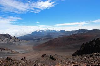 Haleakalā Crater Hike