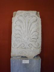 P4220095 (classicsuwtsd) Tags: relief laconian palmette 4thcentury bce sparta spartamuseum kalogonia