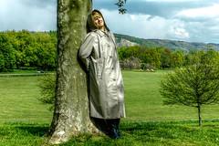 S1110073 (klepptomanie) Tags: klepper raincoat rainwear regenmantel mac boots hood