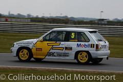 Classic Stock Hatch - R2 (15) Edward Cooper (Collierhousehold_Motorsport) Tags: 750mc 750motorclub 750 snetterton snetterton300 classicstockhatch gti peugeot citroen vauxhall saxo stockhatch ford