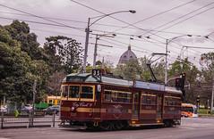 Nicholson Street (andrewsurgenor) Tags: transit transport publictransport electric streetscenes citytransport city urban trams streetcars trolleys melbourne victoria australia
