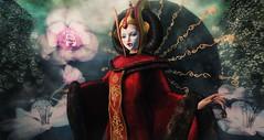 Save the Queen (Sugarfairy88 Resident) Tags: curemore evestudio lelutka empire secondlife sl secondlifefashion slfashion slfantasy scifi starwars queen fashion fantasy digitalart 3dart theepiphany