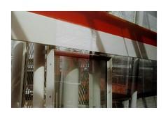 METRO II (idasalminen) Tags: filmphotography reflection canoneos500n kodakgold200 helsinki