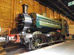 National Railway Museum: GNR J52 1247 (16/04/2017) (David Hennessey) Tags: national railway museum york great northern j52 tank 1247