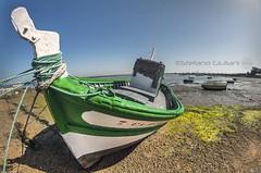 Boat (stef86wrc) Tags: sea cadiz spain travel reise reisen viaggio spagna espana sky boat barco sanfernando nilkon