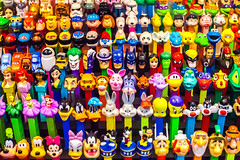 One Big Happy Family (Thomas Hawk) Tags: alamedacounty alamedacountyfair california eastbay pez pleasanton usa unitedstates unitedstatesofamerica fair fav10 fav25 fav50 fav100