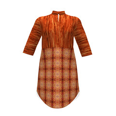 Helmi Tunic Dress  #SAGE - Copper Congress Sprout Patterns (mom_de_bomb) Tags: sage surfaceartistsguildofexcellence fabricaddict sewing sew textiledesign sproutpatterns spoonflower thedailyseam sprout pdfpattern indiedesigners sewingpattern patterns isew fabric surfacedesign textiles