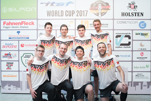 Team Germany Men D1 Shirts