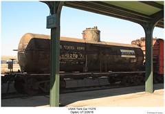 USAX Tank Car 11278 (Robert W. Thomson) Tags: usa usax unitedstatesarmy army tankcar railcar traincar rollingstock train trains trainengine railroad railway ogden utah