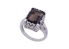 Smokey Quartz Silver Rings (silverartworks) Tags: smoky quartz ring amethyst labradorite silver green onyx lemonquartzstonerings blackonyxstonerings