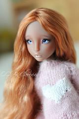 IMG_5728 (Cleo6666) Tags: lana lillycat cerisedolls marron glacé bjd doll chibbi