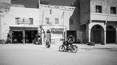Tyres No Cars (toletoletole (www.levold.de/photosphere)) Tags: fujix70 marokko zagora sw street people bw morocco