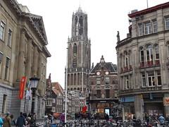 Domtoren, Utrecht, Netherlands, 14 April 2017 (AndrewDixon2812) Tags: utrecht holland netherlands domtoren tower
