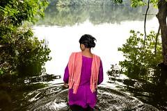(unicefindia) Tags: bathing india ruralarea waterresources women