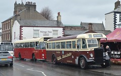 CRN 80: Cumbria Classic Coaches, Ravenstonedale (chucklebuster) Tags: crn80 cumbria classic coaches preston corporation leyland tiger ps1 east lancs kirkby stephens