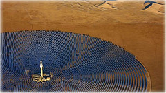 33504842383_c014cfbc2b.jpg (amwtony) Tags: the crescent dunes solar energy project near tonopah nevada outdoors