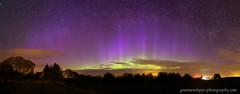 Outside edge (quayman) Tags: aurora northernlights merrydancers blue violet rays night sky garioch chapelofgarioch aberdeenshire scotland