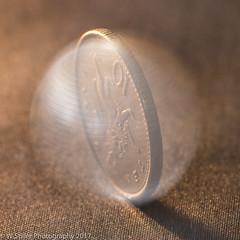 Spin me round (Wayne Stiller) Tags: explored inexplore explore 10 brown coin flash intentionalblur macro macromondays rust textures