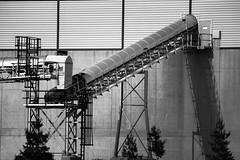 American Grain (K.G.Hawes) Tags: agricultural agriculture white black bw monochrome monochromatic blackandwhite grain corn elevator mechanical wisconsin shadow shadows shadowed rural ruralamerica america infrastructure