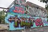 Ment, Oc, Senic (NJphotograffer) Tags: graffiti graff new jersey nj shortys skatepark diy skateboarding abandoned building urban explore ment feb senic clout crew oc mhs