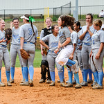 CHS Var Softball vs Hartsville 4A Playoffs 4-29-2017 (EAW)