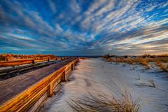 Home by the Sea (Nikographer [Jon]) Tags: sunset hdr boardwalk beach atlanticocean nikographer nikon d4 20170205d4238438 homebythesea home hometown lidobeachnewyork lbny lidobeach lb