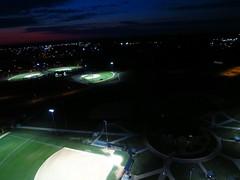Night Work (Wind Watcher) Tags: kite sports night nc rocky mount sdm kap plex dopero windwatcher chdk