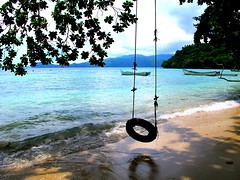 wanna play here? (aningasaljepret) Tags: beach indonesia island aceh pantai sabang weh gapang