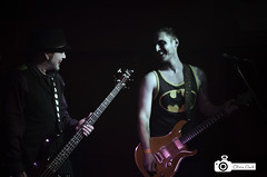 Dan & TJ of ANOXIA (Olivia Clark Photography) Tags: dan guitar baltimore local tj baltiore anoxia