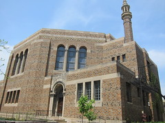 KAM-Isaiah Israel Temple, South Kenwood (sassnasty) Tags: chicago walking tour neighborhood hood kenwood hoods