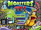 怪物塔防2:修改版(Monsters TD 2 Cheat)