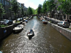 Amsterdam - Looiersgracht (Aelo de la Krotsche) Tags: amsterdam prinsengracht looiersgracht