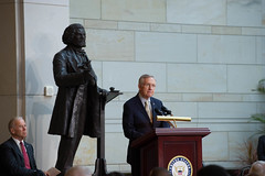 "Dedicationof the Frederick Douglas Statue • <a style=""font-size:0.8em;"" href=""http://www.flickr.com/photos/32619231@N02/9087338500/"" target=""_blank"">View on Flickr</a>"