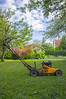 126/365. (Ronnie Gavelin) Tags: grass lawn lawnmover