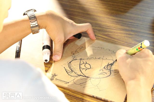 台北國際玩具創作大展 TTF2013 簽名會全記錄!~