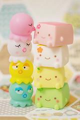 Kawaii  (Kinomi ) Tags: cute pastel tofu kawaii octopus