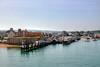 "Yarmouth, Isle of Wight (**Anik Messier**) Tags: uk summer england holiday port marina coast europe harbour journey yarmouth strait ""the ""south coast"" ""isle quay"" wight"" coastuk welcomeuk"