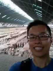 Day 6: Terra Cotta Warriors (discoverMSYG) Tags: china trip youth group spotlight mon discover t2c triptochina 2013 sheong msyg monsheong